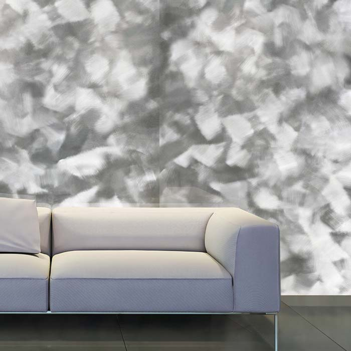 White Couch- CNC Clouds