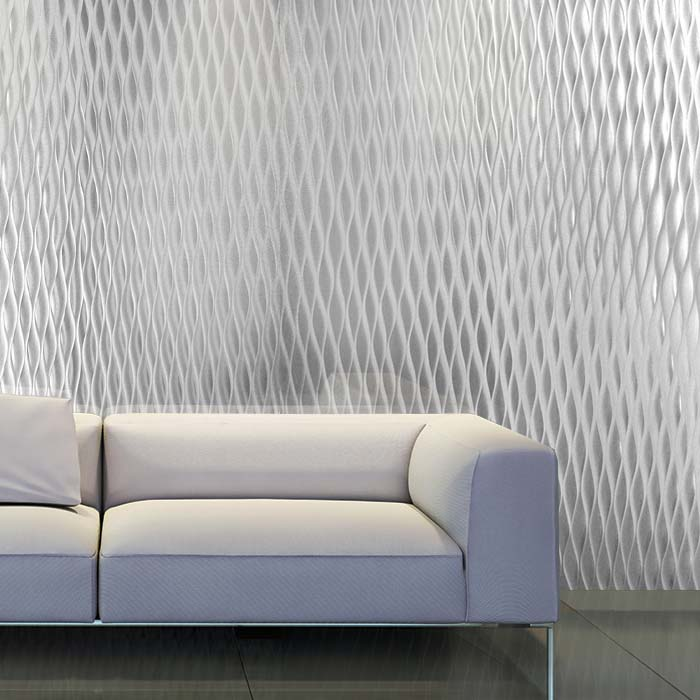 White Couch- CNC Kelp