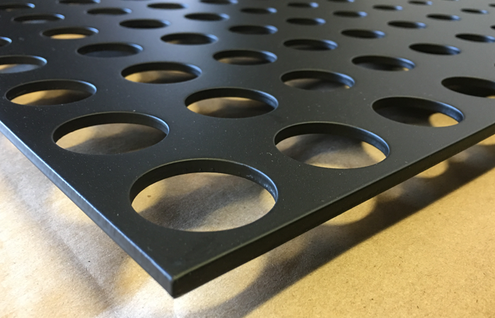 Perforated metal, Moz Designer Metals