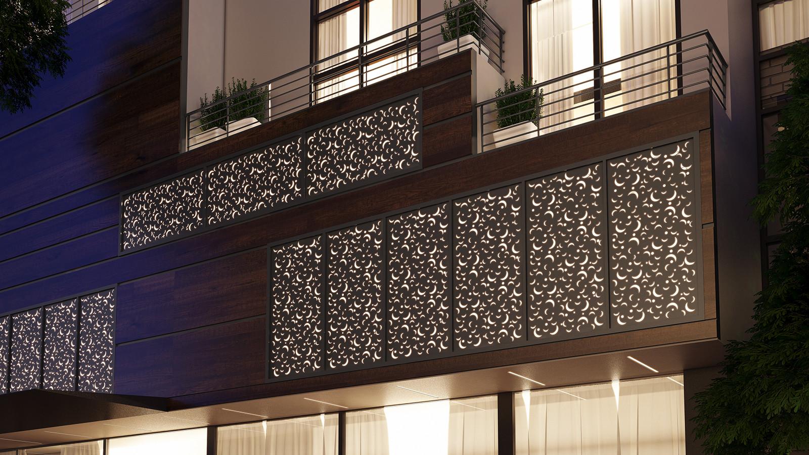 Laser Cut Wall Designs : Laser cut metal sheets moz designs decorative