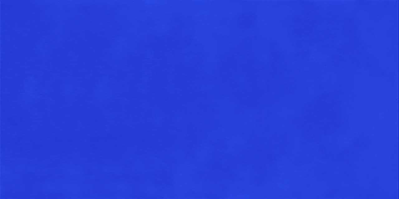 Royal Blue Moz Designs Decorative Metal And