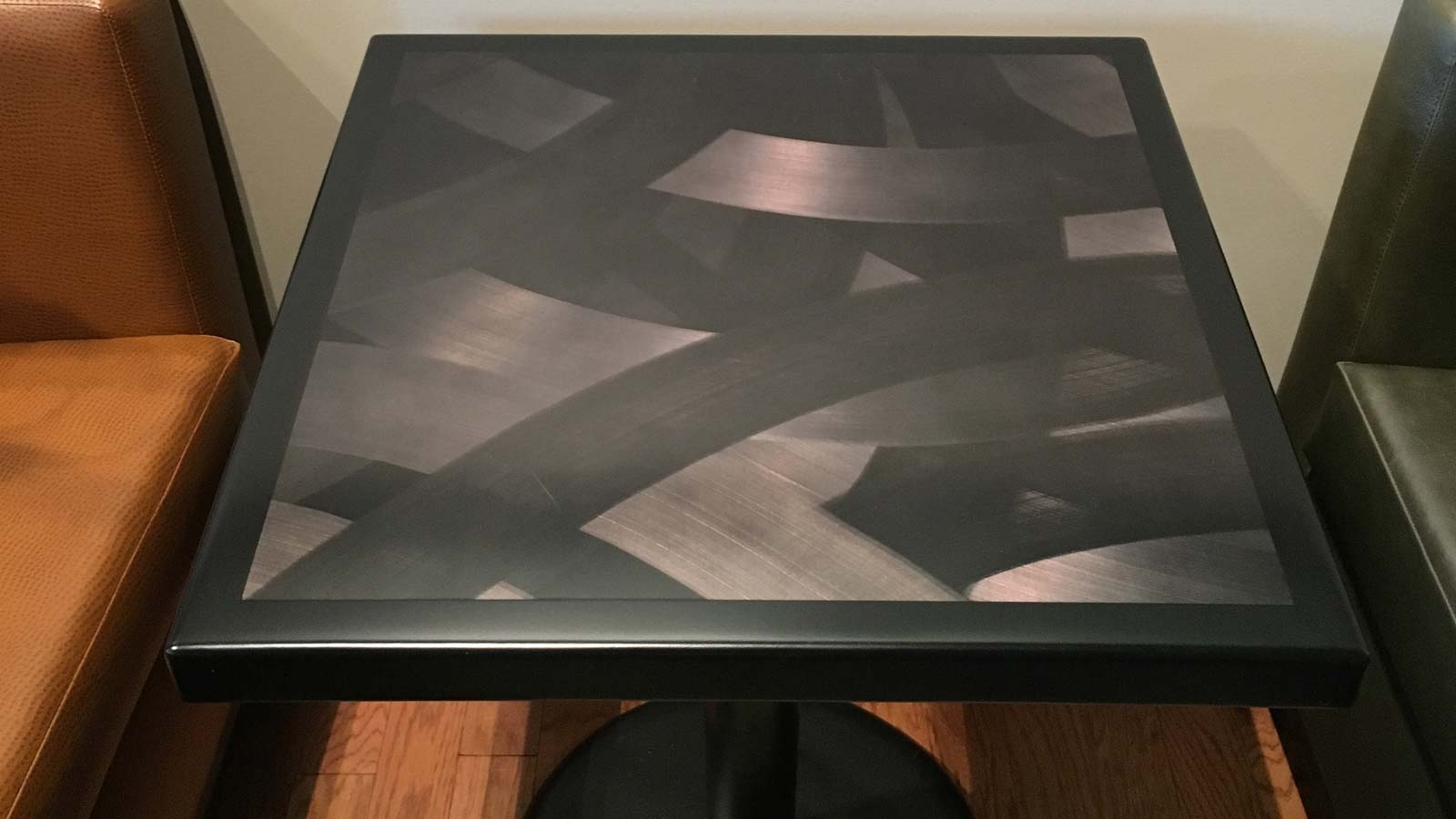 Moz Designer Metals, Table Tops, Aluminum, Decorative Metal