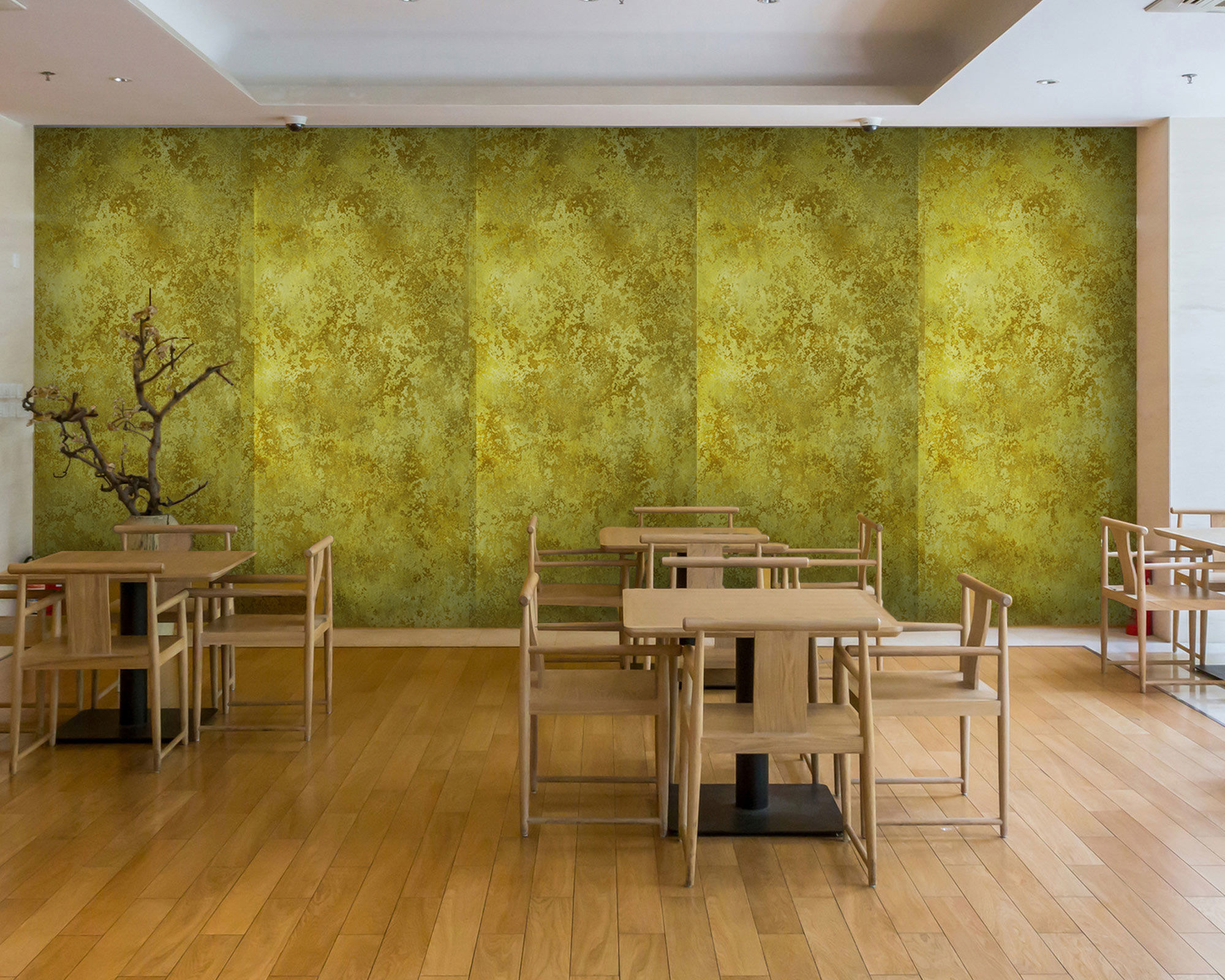Wall Laminates Designs weatherdale pine laminate flooring on walls dining room Behind The Metal