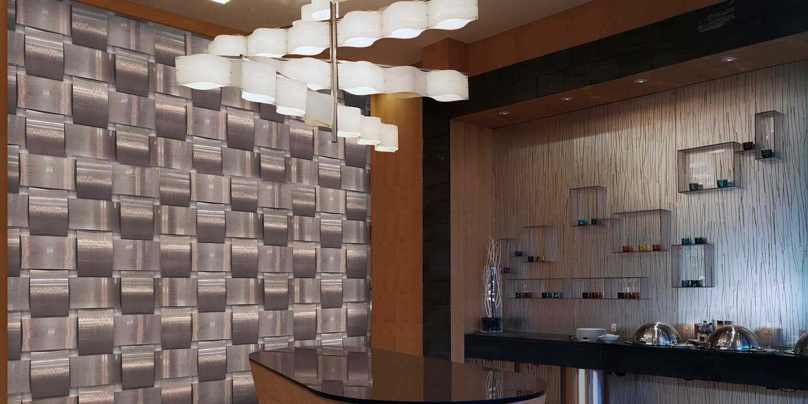 Decorative Modular Wall Panels