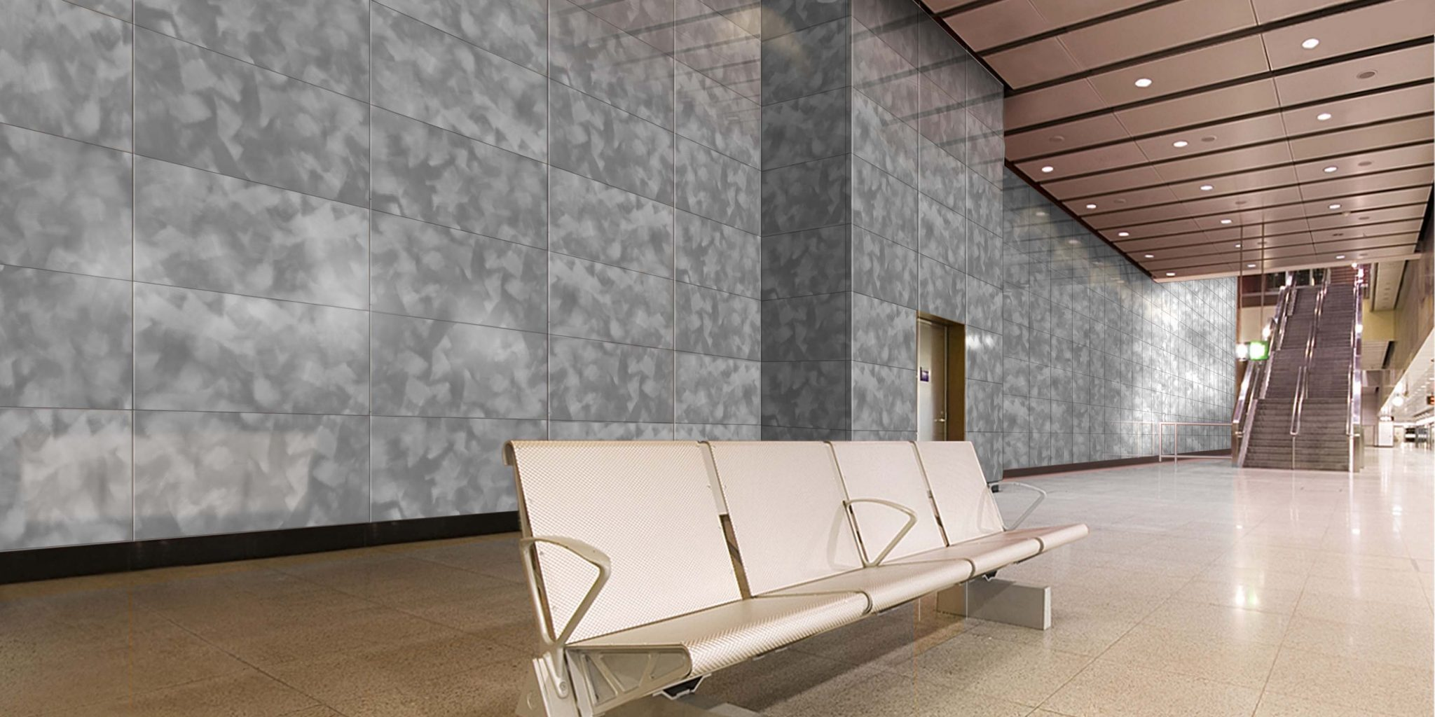 Flat walls moz designs decorative metal and architectural products terrace wall panels amipublicfo Images
