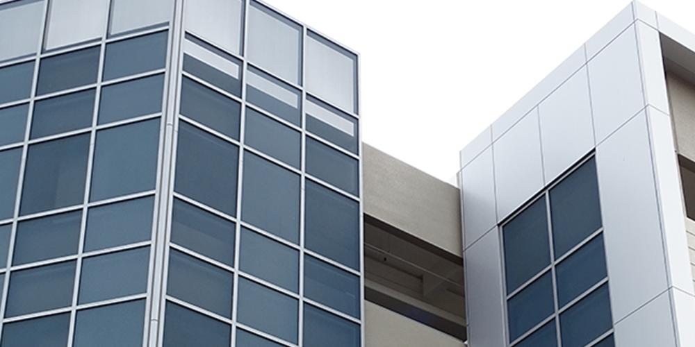 Perforated, Kynar, Aluminum, Exterior, Moz Designer Metals