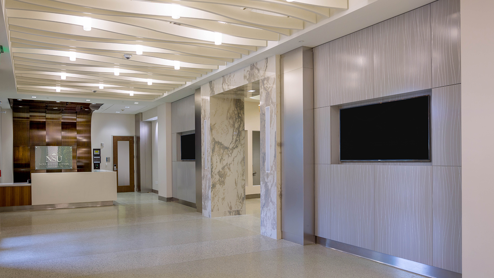 Keyway Wall Panels - Moz Designs | Decorative Metal and ...