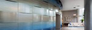 Moana Pacific, Dimensional Walls, Moz Designer Metals