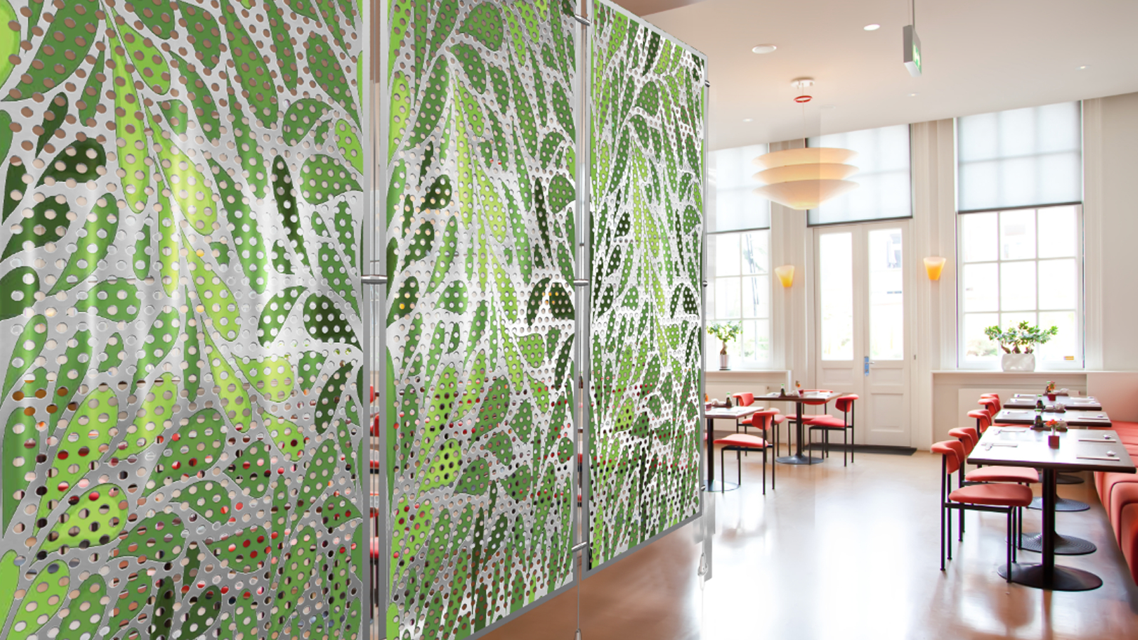 Room Dividers Custom Moz Designs Decorative Metal And