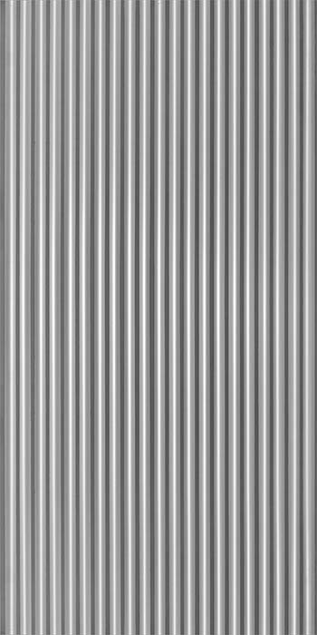 Metal pleat pin strip