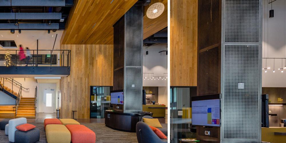 Wells Fargo Moz Designs Decorative Metal And