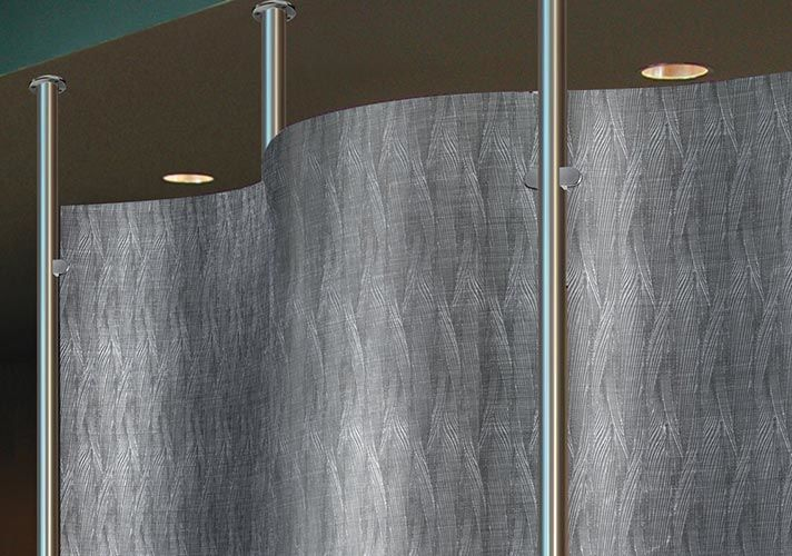 Room Dividers Curved