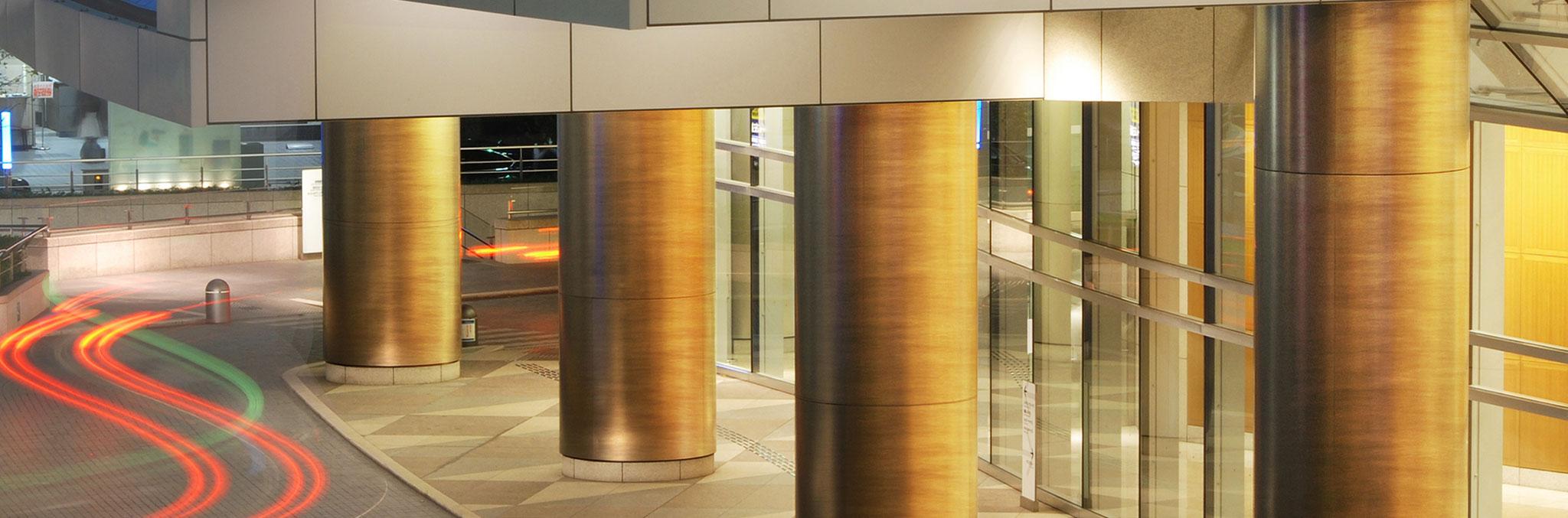 Columns Moz Designs Decorative Metal And Architectural