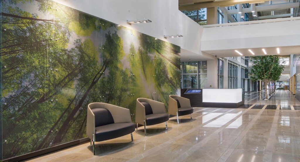 Galleria Officentre Atrium Moz Designs Decorative