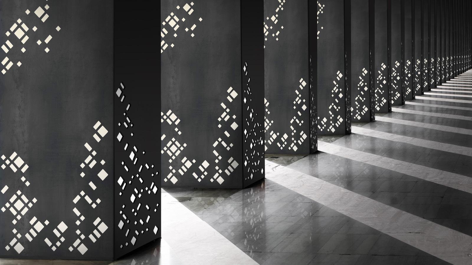 Laser Cut Metal Sheets - Moz Designs | Architectural ...