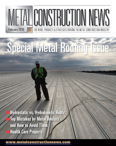 Metal Construction News | Feb 2019