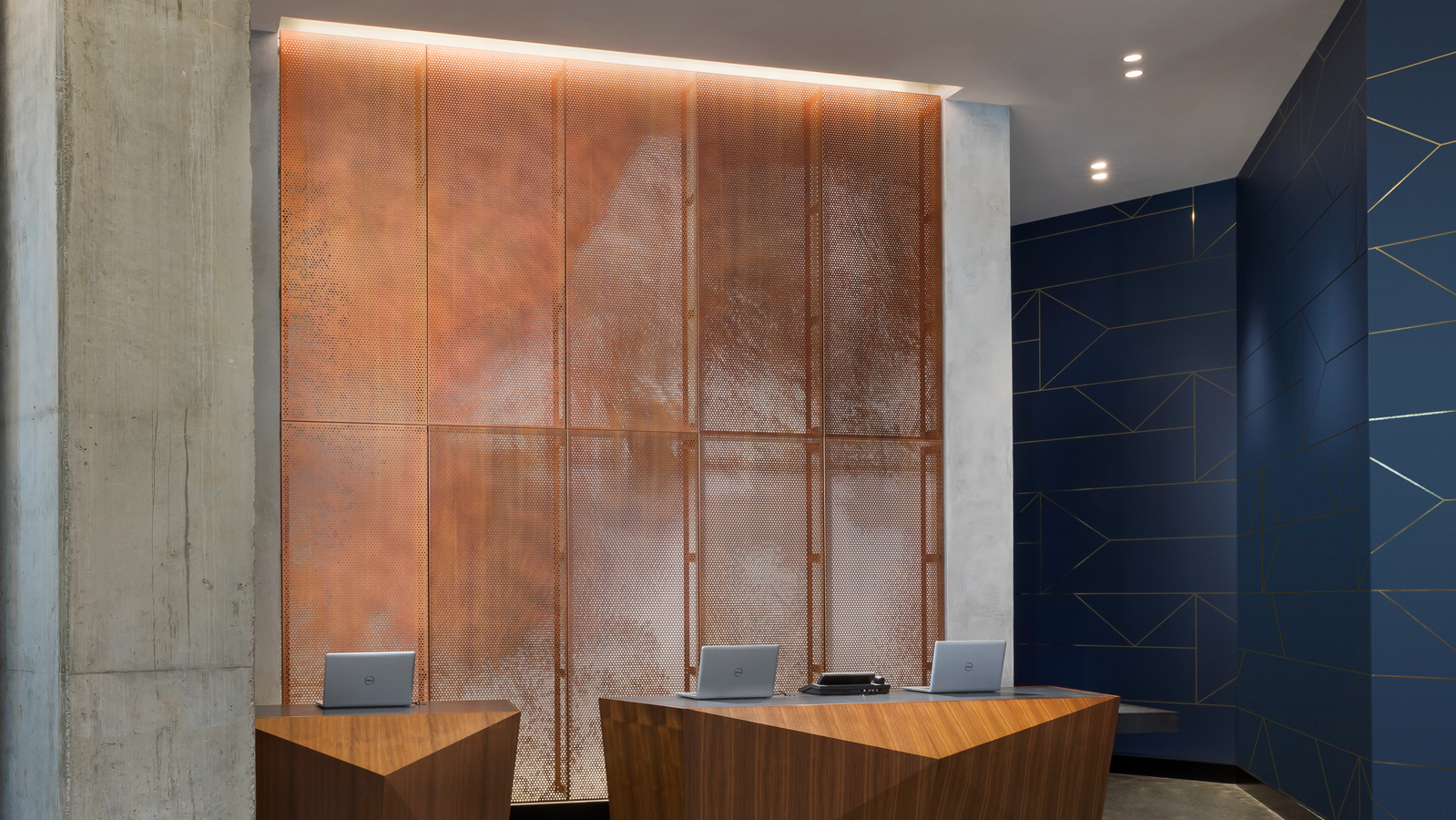 Key Slot Wall Panels Moz Designs Architectural Products Metals