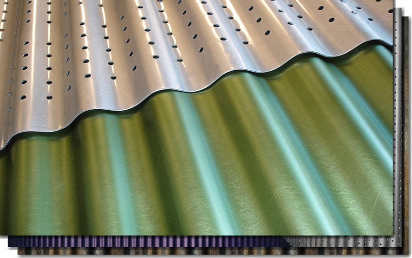 Corrugated Metals