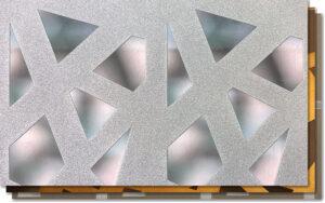 Laser Cut Metals